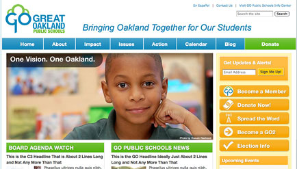 Great Oakland Public Schools