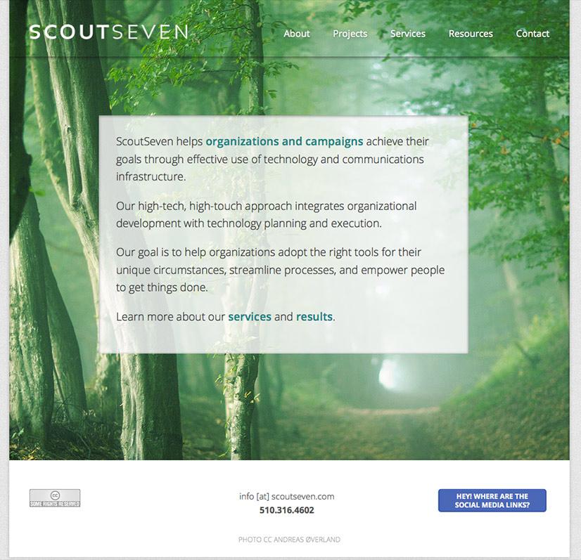 scout seven